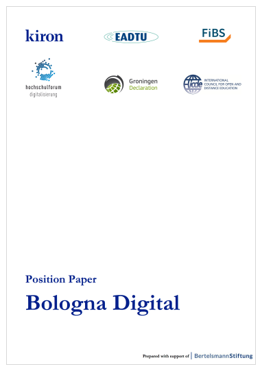 Bologna Digital Frontpage